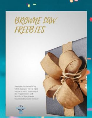 Browne Law Freebies